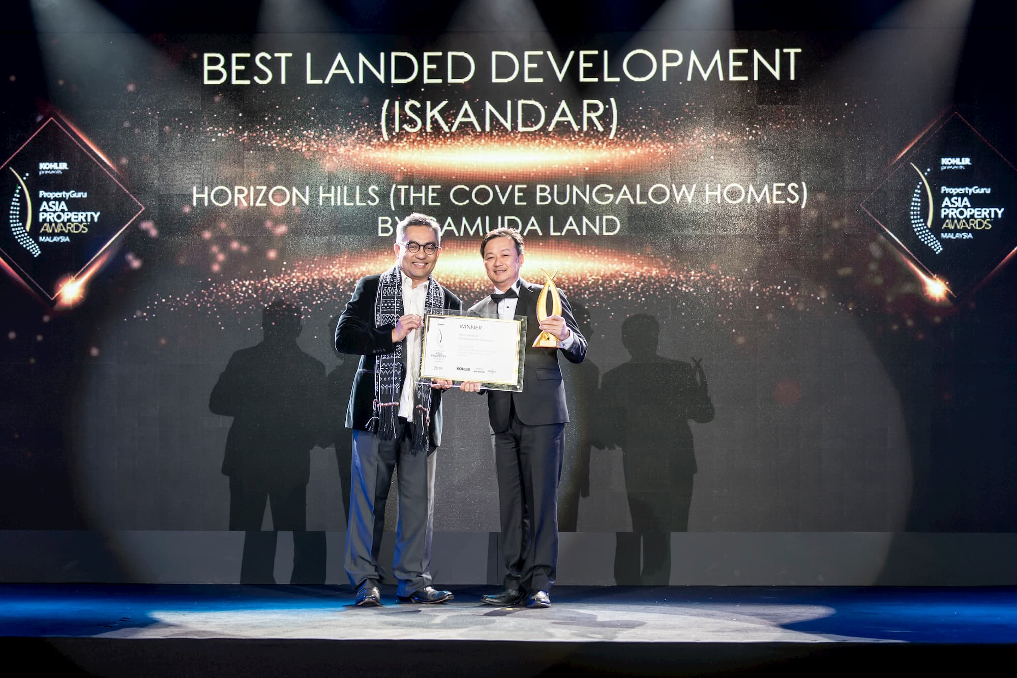 Best Landed Development Award