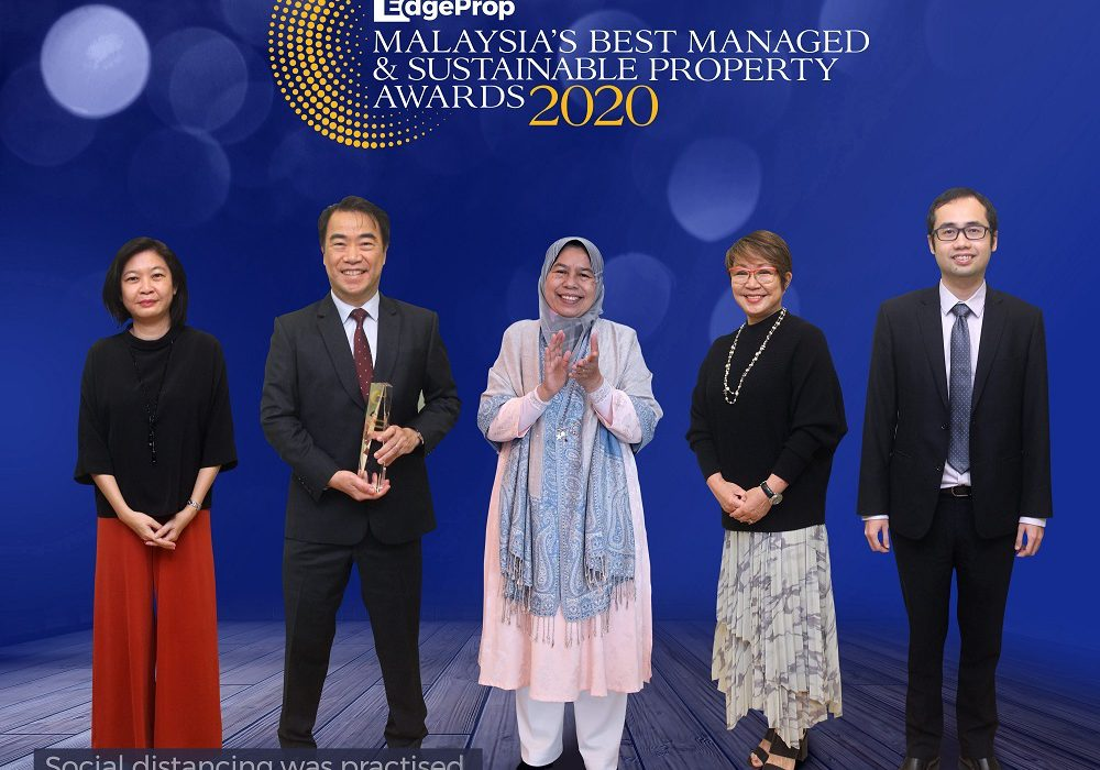 Gamuda Land hailed as Responsible Developer for EdgeProp Malaysia's Best Managed and Sustainable Awards